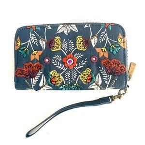 Handbags - Boho Wristlet Wallet
